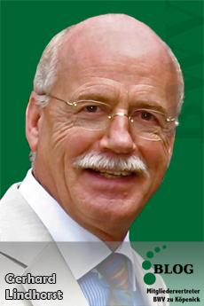 Portrait der Vertreter des BWV zu Köpenick e.G.
