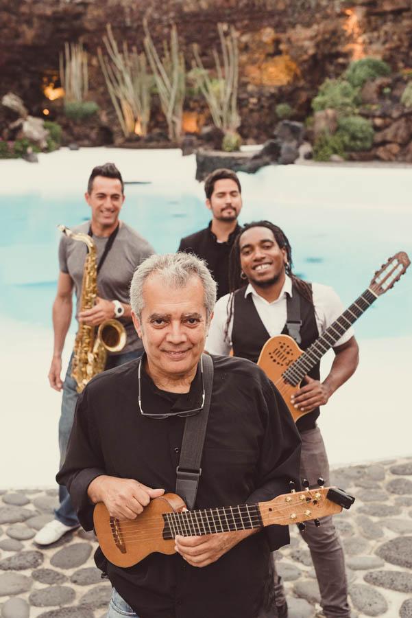 Toñín Corujo Quartett