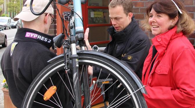 Fahrrad Frühjahres-Check 2015