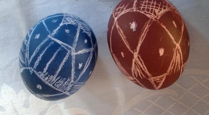 Zwei Eier