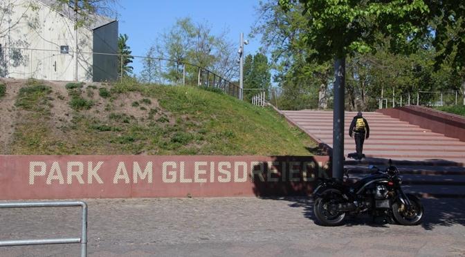 Besichtigung des Park Gleisdreieck